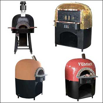 P Series - Handmade Rotate Pizza Oven