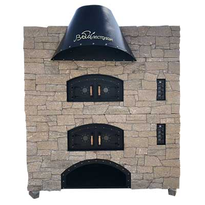 Electric Lava Rock Bread Oven