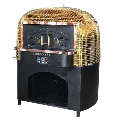 Electric Handmade Rotate Pizza Oven