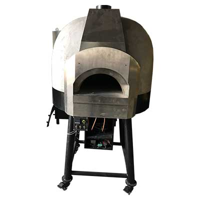 Handmade-Small-Mobile-Rotate-Pizza-Oven